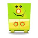 Kidstaff logo icon