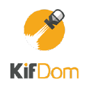 Kif Dom logo icon