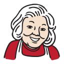 Mama O's Kimchi logo icon