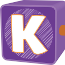 Kinder Lab Robotics logo icon