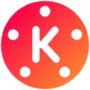 Kine Master logo icon