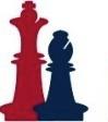 King & Bishop logo icon