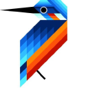Kingfisher Lighting logo icon