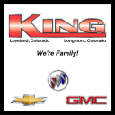 King Chevrolet Buick Gmc logo icon