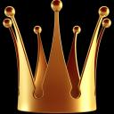 Kingpinning logo icon