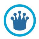 Kingpins Show logo icon
