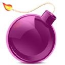 Kinkbomb logo icon