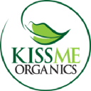 Kiss Me Organics Us logo icon