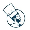 Kiss My Chef logo icon