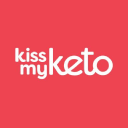 Kiss My Keto logo icon