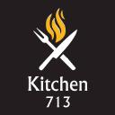 Kitchen 713 logo icon