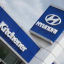 Kitchener Hyundai logo