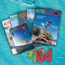 Kiteworld Mag logo icon