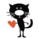 Kitten Rescue logo icon