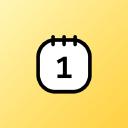 Kleiner Kalender logo icon