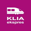 Klia Ekspres logo icon