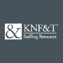 Knf&T Staffing Resources logo icon