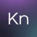 Company logo Knotch