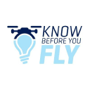 Know Before You Fly logo icon