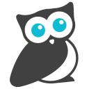 Knowledge Owl logo icon