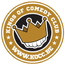 Kings Of Comedy Club logo icon