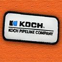 Koch Pipeline logo icon