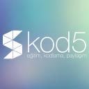 Kod5 logo icon