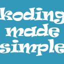 kodingmadesimple.com logo icon