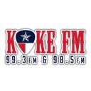 KOKE FM logo