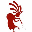 La Boutique — Kokopelli logo icon