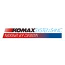 Komax Systems logo icon