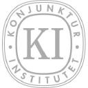 Konjunkturbarometern Oktober logo icon
