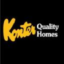 Konter Homes logo icon