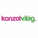 Konzolvilág logo icon