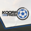 Koora Press logo icon