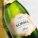 Korbel California Champagne logo icon