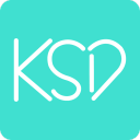 Ksd 韓星網 logo icon