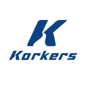 Korkers logo icon