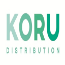 Koru Distribution logo icon