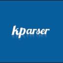 Kparser logo icon