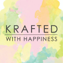 Krafted With Happiness logo icon