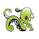 Kraken Kratom logo icon