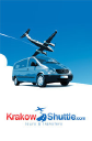 Krakow Shuttle logo icon