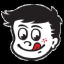 Krispy Kernels logo icon