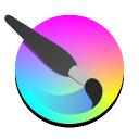 Krita logo icon