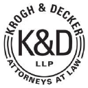 Krogh & Decker logo icon
