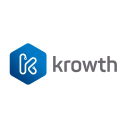 Krowth logo icon