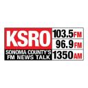 KSRO logo