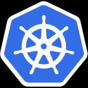 Kubernetes logo icon