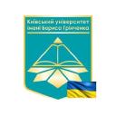 Borys Grinchenko Kyiv University logo icon